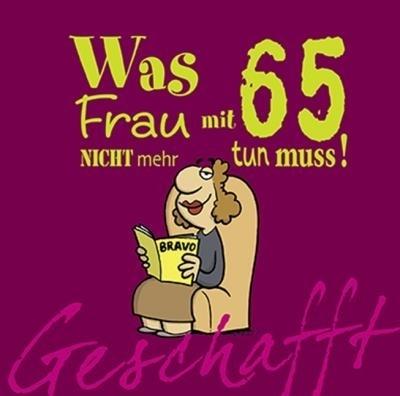 Lustige Bilder Zum 65 Geburtstag Gallery