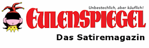 Zum Satiremagazin EULENSPIEGEL